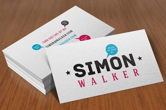 12 inspirational personal business card designs for Where can i get business cards printed same day