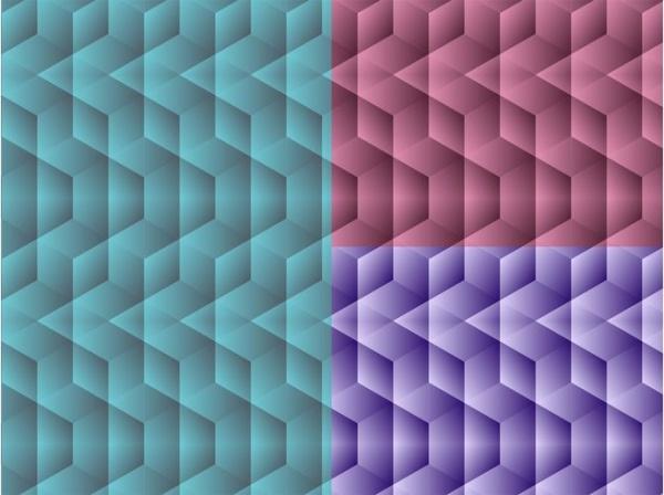 futuristic pattern Vector pattern