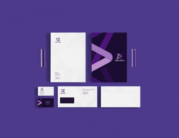 interior design studio Business Card