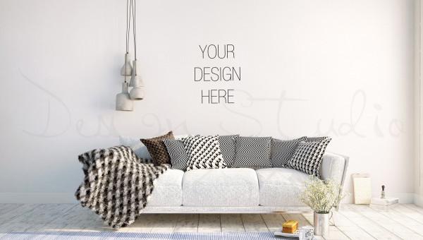 21+ Beautiful Decorative Interior Mockups & 21+ Interior Mockups | FreeCreatives