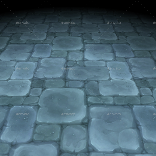 tile-able stone floor texture