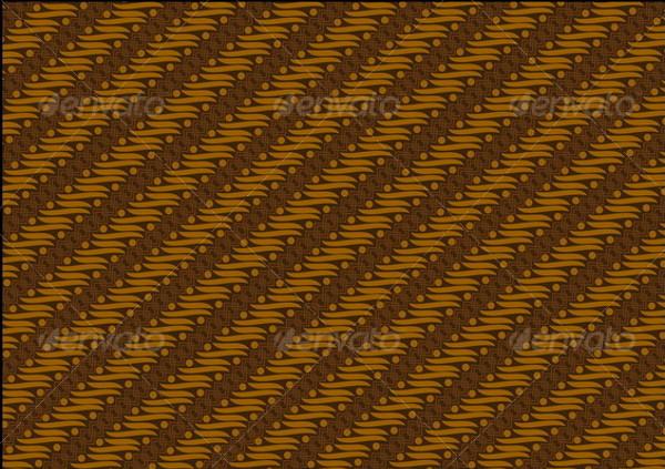 traditional indonesian batik pattern