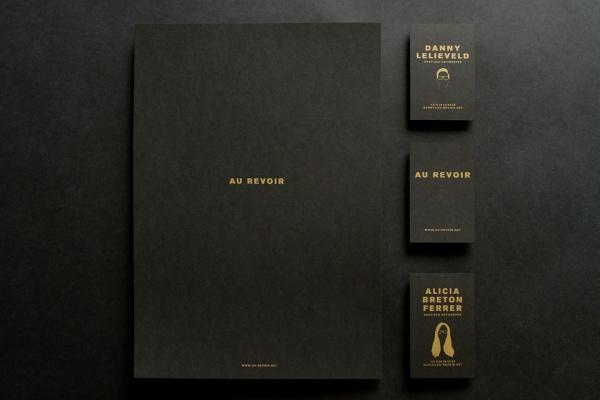 visual identity Business Card Design