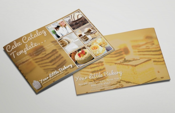 Catering Brochure For Event Service