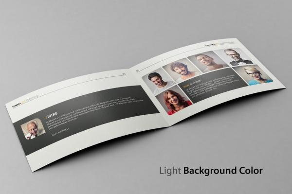 Fully Editable Portfolio Brochure