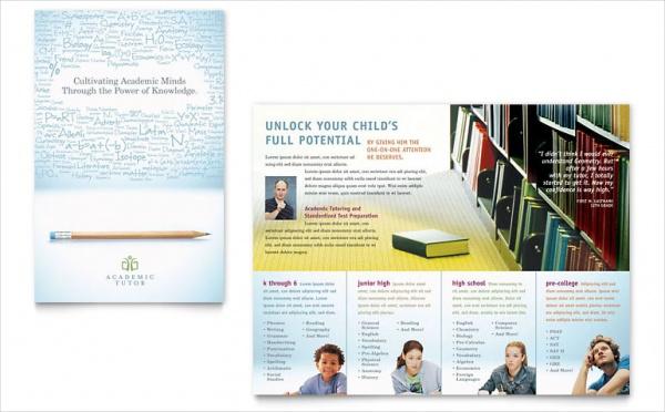 22 Education Brochures Psd Vector Eps Jpg Download