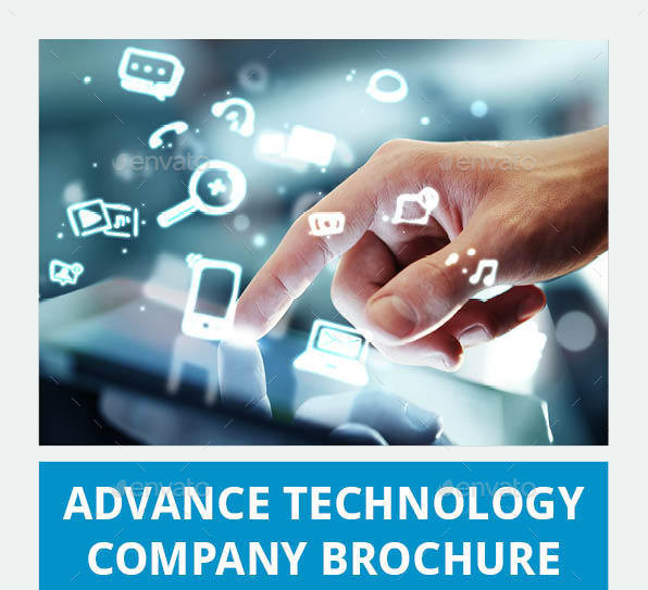 Advance Technology - Bi-fold Brochure