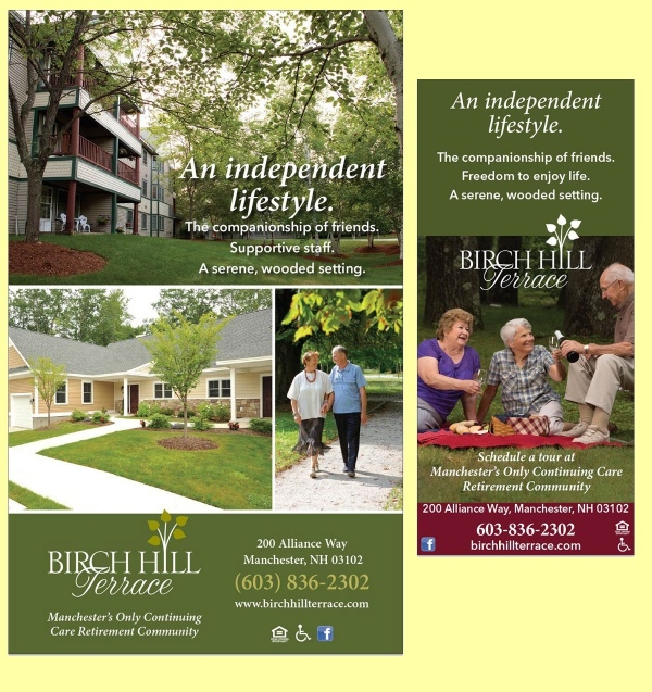Advertising Susan Sawyer's Design Portfolio