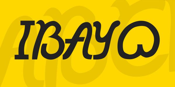 Amazing Inspired Bold Font