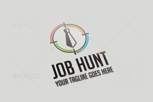 Amazing Job Hunt Logo