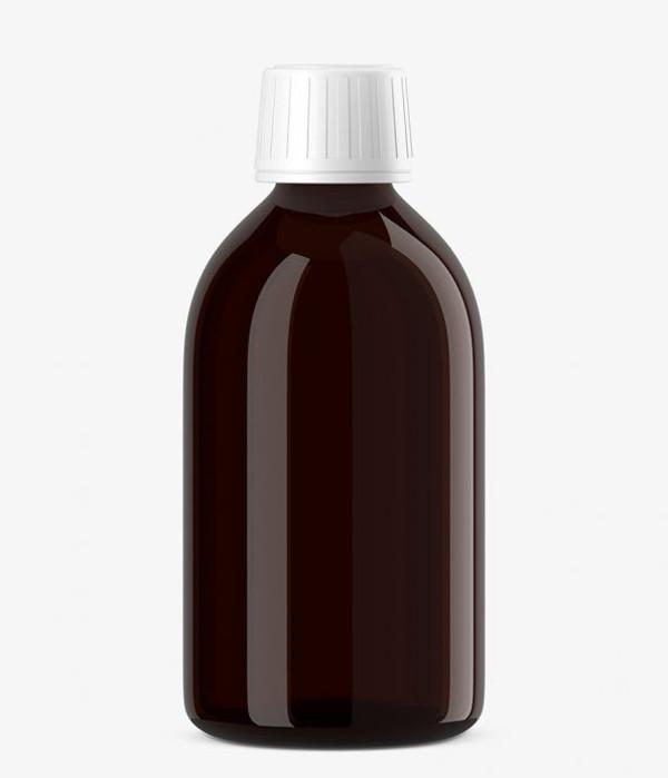 Amazing Pharma bottle mockup