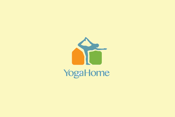 Balanced Home Yoga Logo