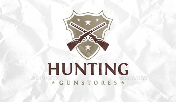 Bandit Arms Hunting Logo