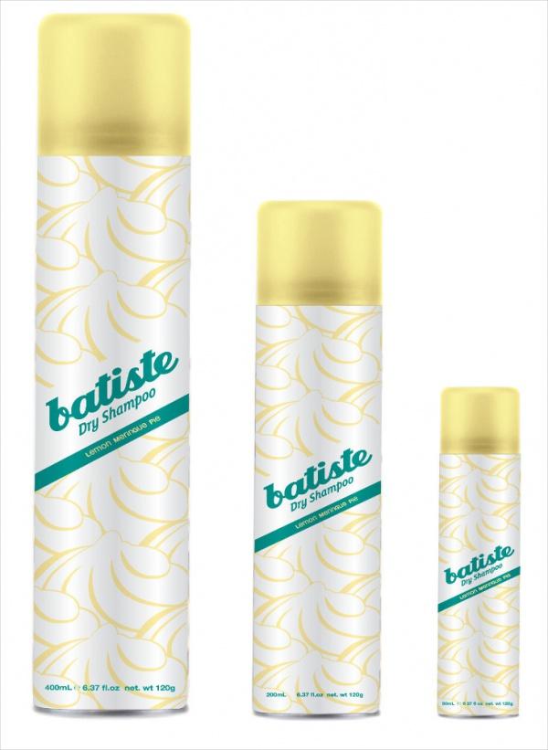 Batiste Dry Shampoo Mockup