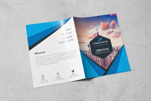 Bi-fold Brochure Bundle