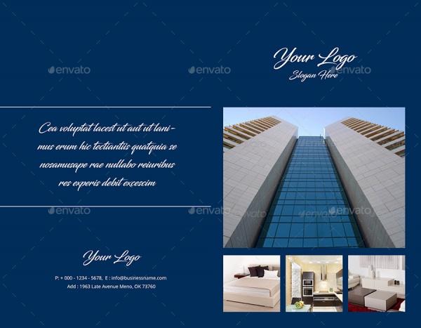 Bi-fold Brochure For Hotel