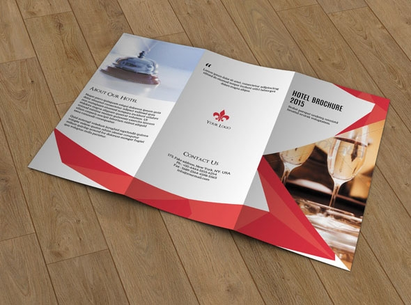 Brochure For Hotels and Resort