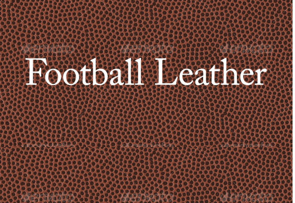 brown football leather texture