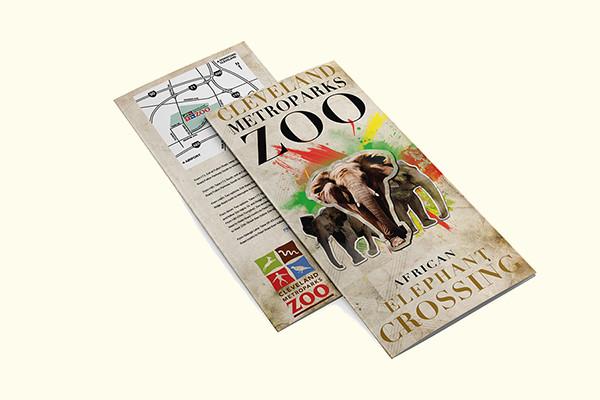 Cleveland Zoo Brochure