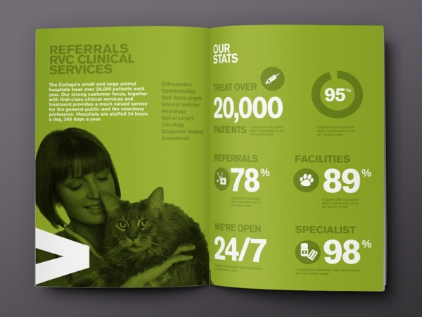 Clinical services Green brochure