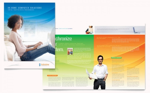 computer it services brochure
