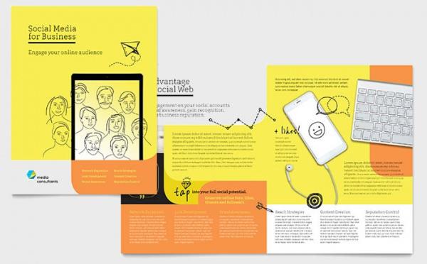 21 portfolio brochure templates psd vector eps jpg download freecreatives. Black Bedroom Furniture Sets. Home Design Ideas