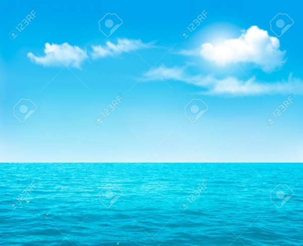 Cool Sky Nature Background