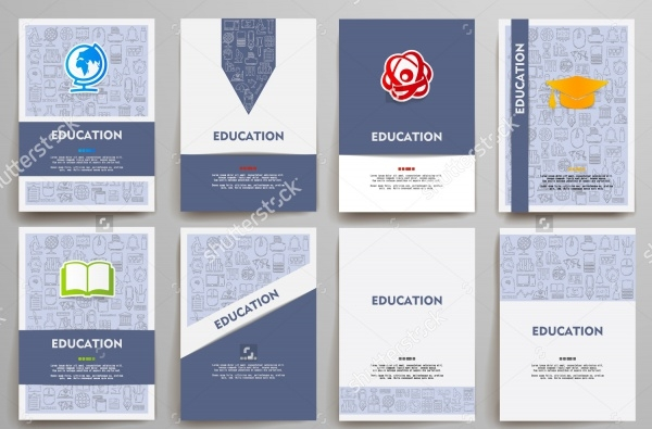 Corporate Identity Education Brochure