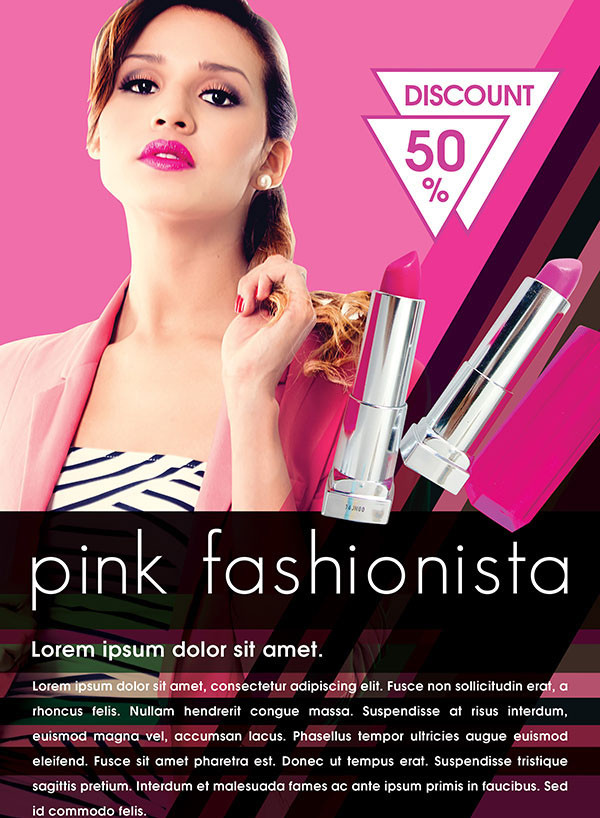 25 Cosmetic Flyer Templates Psd Vector Eps Jpg Download