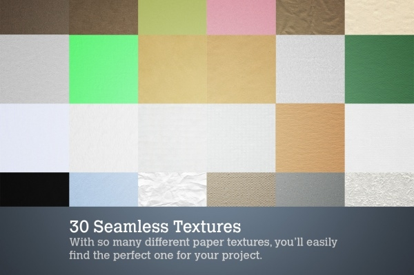 Creative Seamless Paper Texture