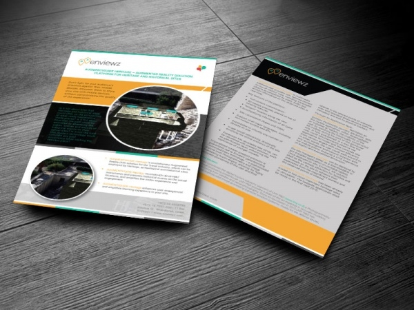 cutting edge augemented brochure