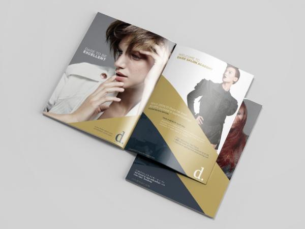 Dare Salon & Academy Brochure