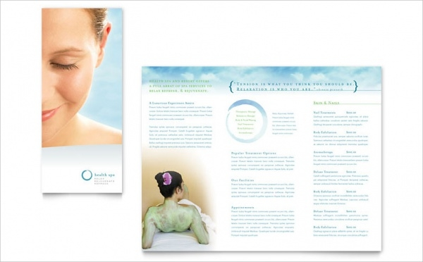 Day Spa & Resort Brochure