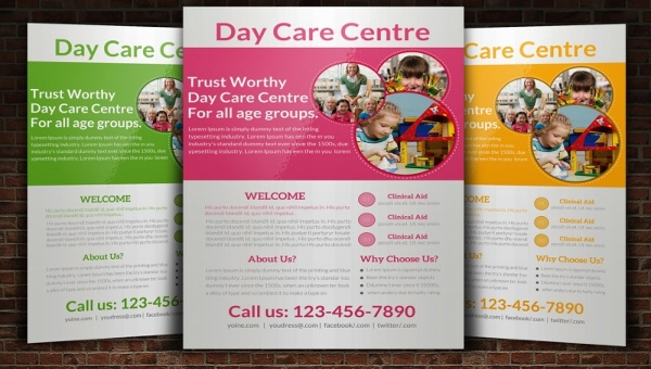 how to advertise a daycare