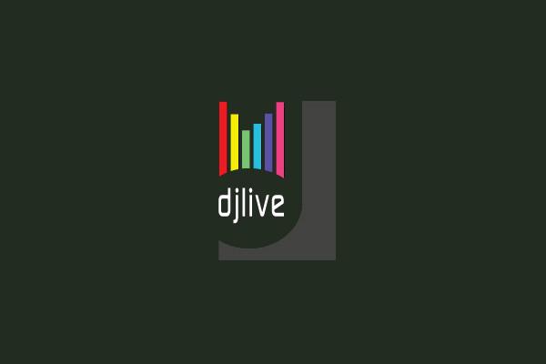 Dj Live Band Logo