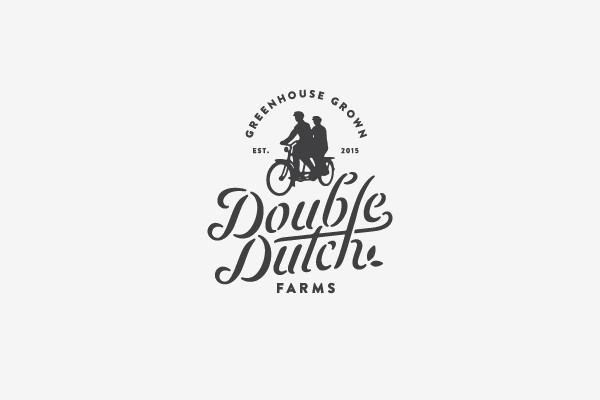 Double Dutch Farms Logo