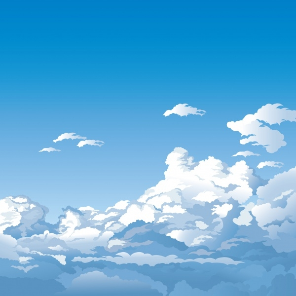 Download 5 Sky Vectors