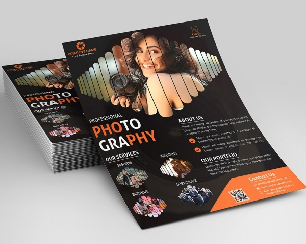 Download Awesome Photography Flyer