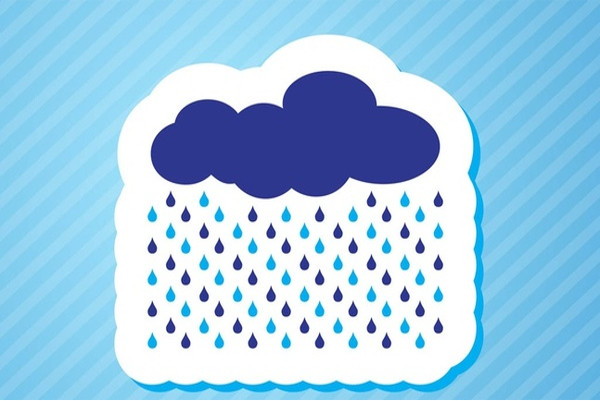 Download Cool Rain Vector