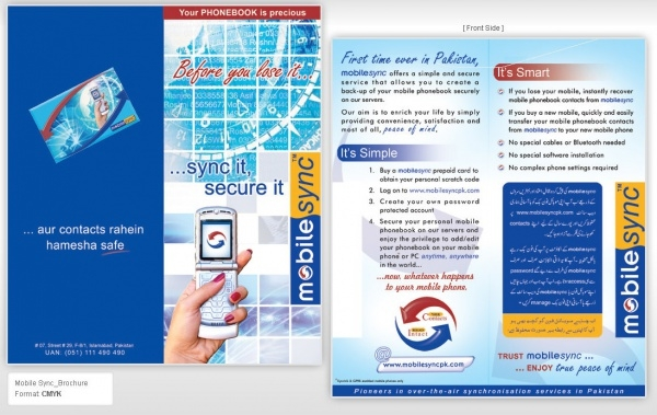 Download Mobile Sync Brochure