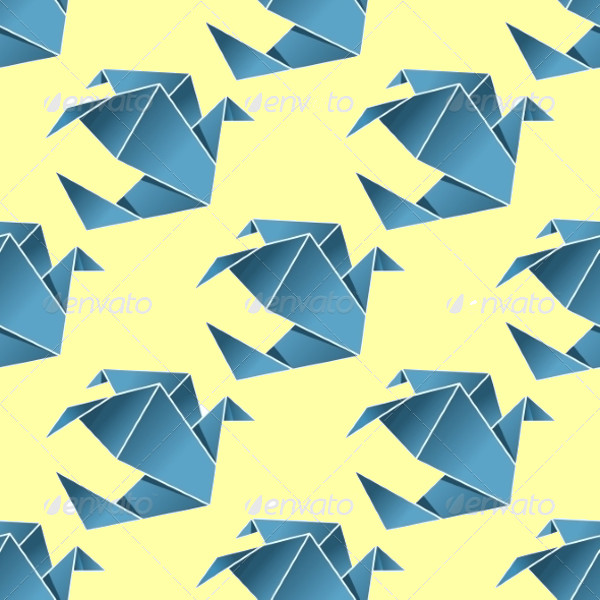 how to make origami bird base