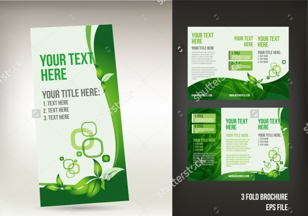 free 18  environment brochures in psd