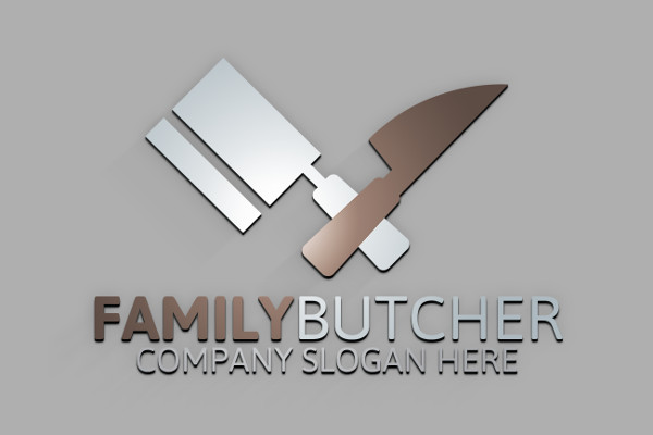 Editable Restaurant Logo Design
