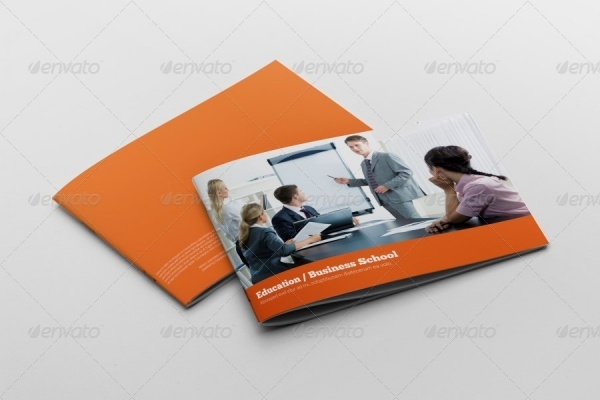 Education Business Brochure