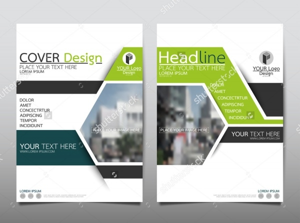 Education Vector Design Brochures
