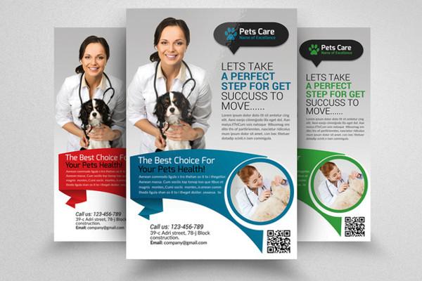 Elegant Pet Clinic Template