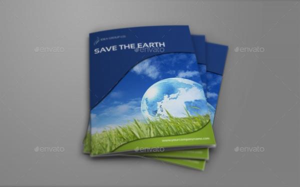 Environment ECO Bi-Fold Brochure
