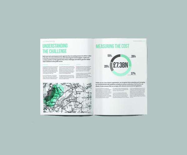 Environmental Study Layout Brochure