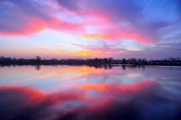 Extraordinary Sunrise Landscape Photography