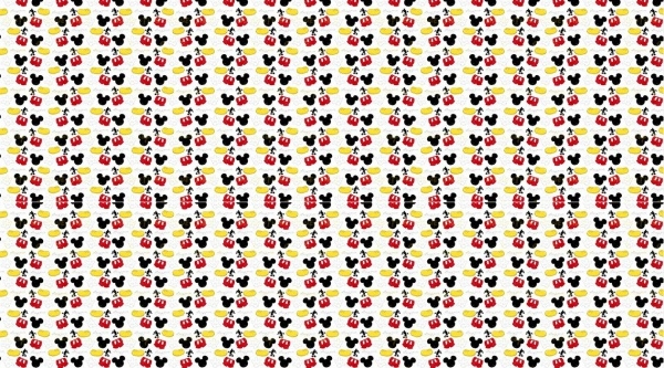 Fabulous Mickey Mouse Pattern